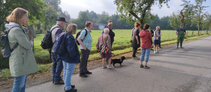 Exkursion-Naturschutzgebiet Stroehen